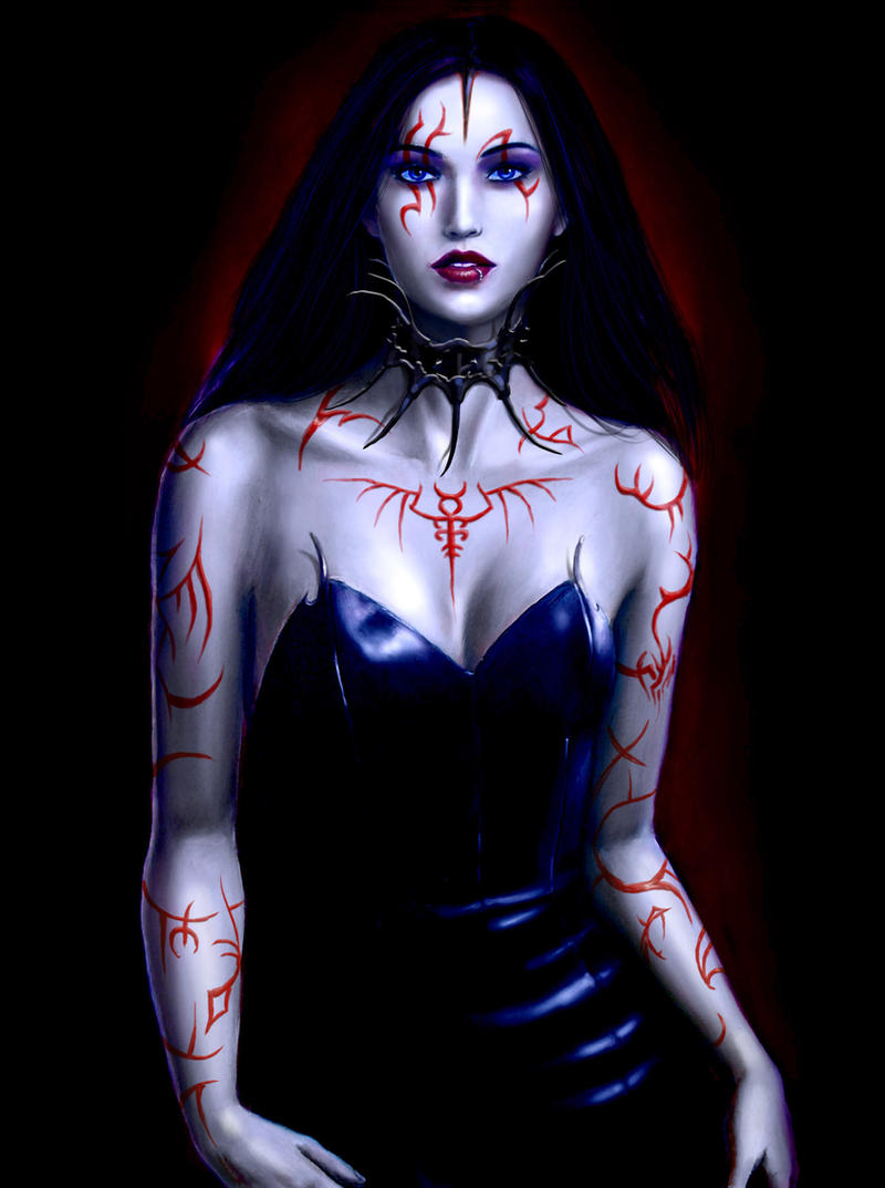 Donna Scaryfied by dashinvaine