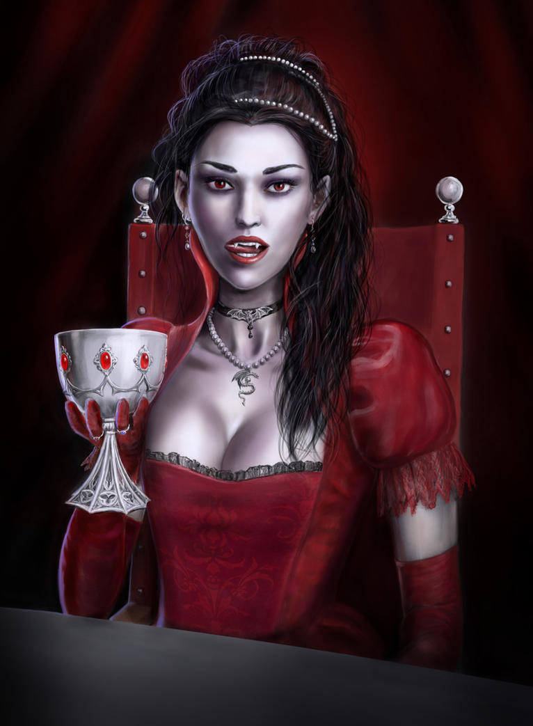 A Countess Cursed by dashinvaine on DeviantArt