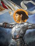 Joan of Arc detail