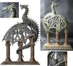 Dragon Lamp, Nemesis Now by dashinvaine