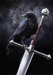 Stark Sword by dashinvaine