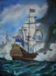 Seventeenth Century Warship