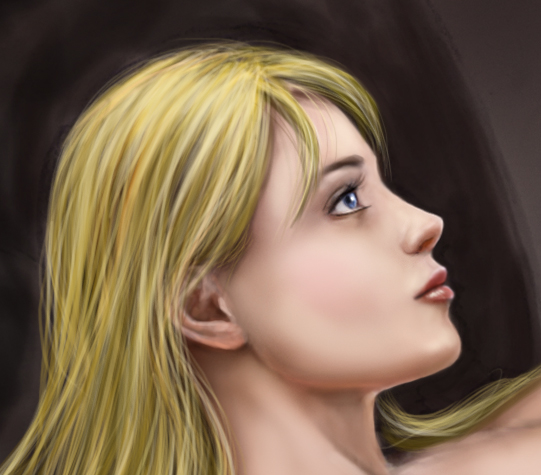 Snake Girl Head Wip by dashinvaine