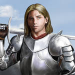 Game of Thrones: Ascent character artwork- knight