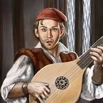 Game of Thrones: Ascent character artwork- bard