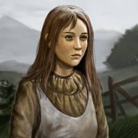 Female Peasant by dashinvaine