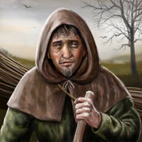 Male Peasant by dashinvaine