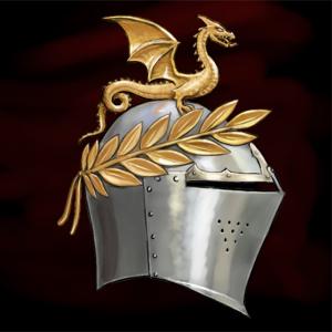 Champion's Greathelm by dashinvaine