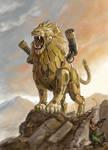 Robo-Lion