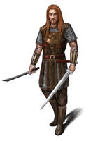 Harald The Red by dashinvaine