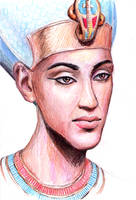 Akhenaten cp by dashinvaine