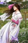 Waterhouse Windflowers Study