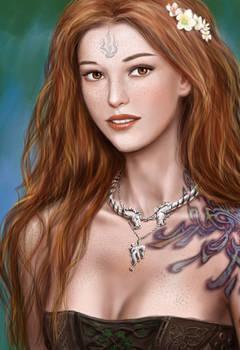 Lynn d'Vadalis brown eyes