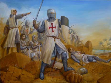 Templar Battle Line