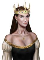 Queen Evangeline by dashinvaine