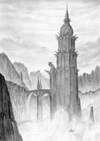 Dark tower by dashinvaine