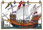 Heraldic Ship