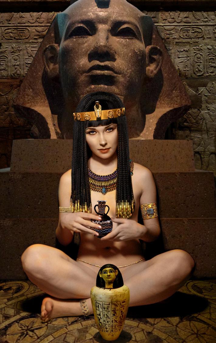 Nude egyptian female tit nadine