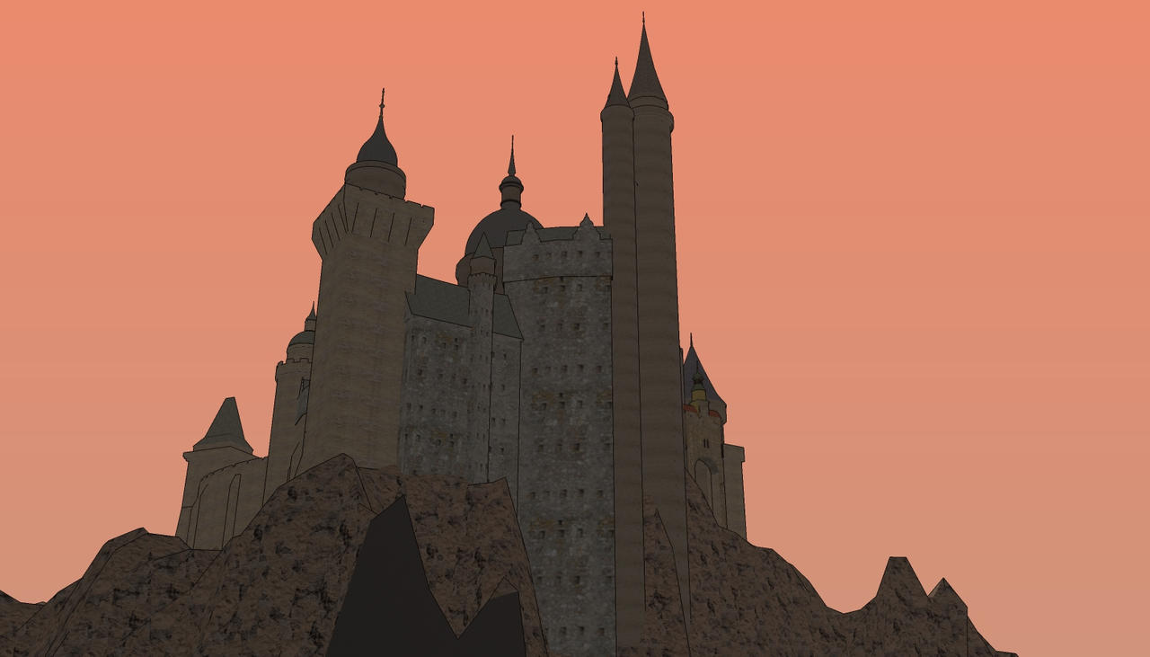 gothic castle 3 by - photo #5