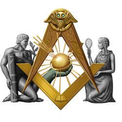 Masonic Emblem by dashinvaine