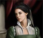 Renaissance woman unfinished