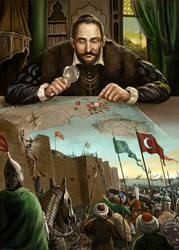 Conquest Of Cyprus by dashinvaine