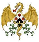 Dragon Rose Emblem