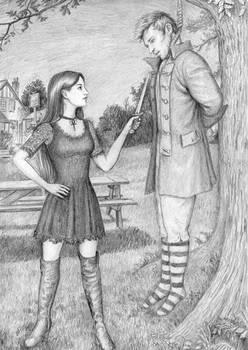 Ankerita 1b Anna And The Hanged Man