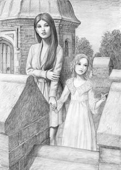 Ankerita 1c Anna Ankerita And The Ghost Girl