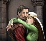 Medieval Lovers B
