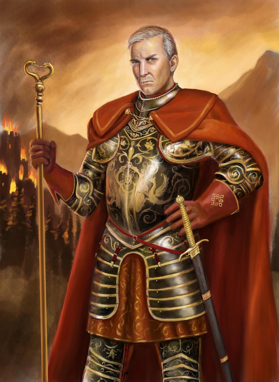 Warlike Eminence