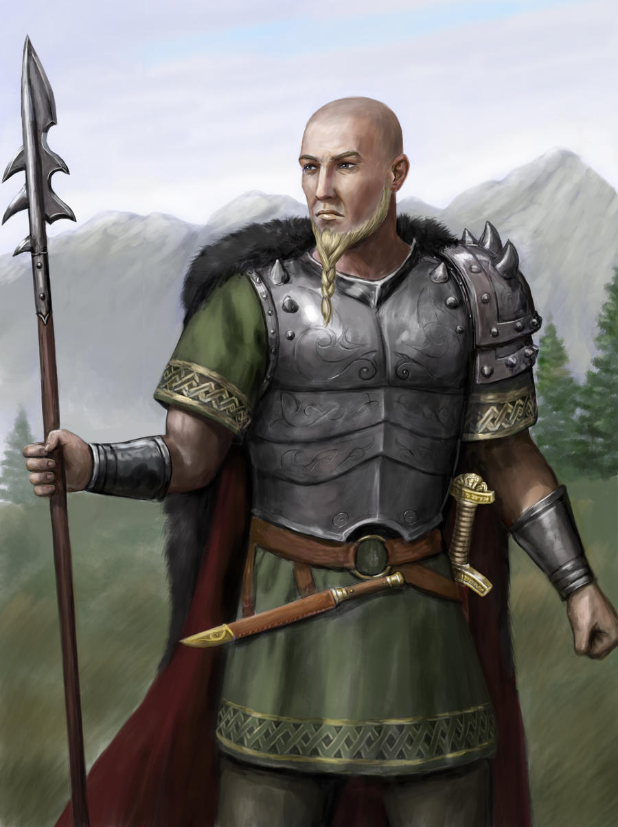 Barbarian Warrior Provfin