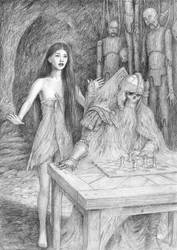 Ankerita Finds The Chessboard