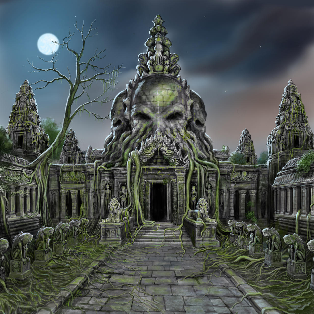 Cthulhu Temple