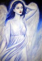 Lost Angel by dashinvaine
