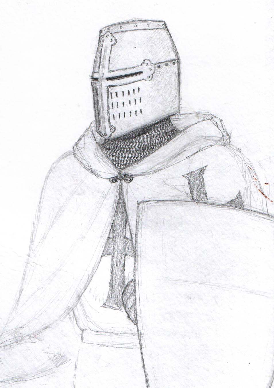 templar sketch by dashinvaine on DeviantArt