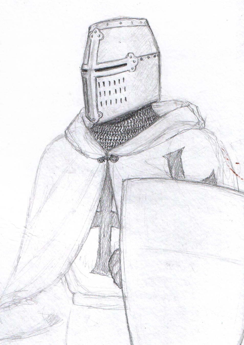 templar sketch by dashinvaine on DeviantArt