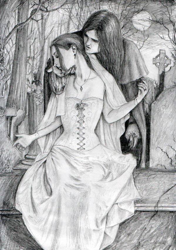 Vampiric Thirst By Dashinvaine