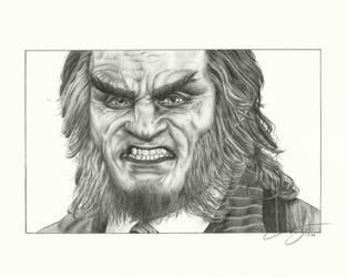 X-Men 3: Beast by O-O-P