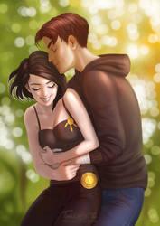 Comm:Dani and Leon