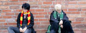 Draco Malfoy - Silence