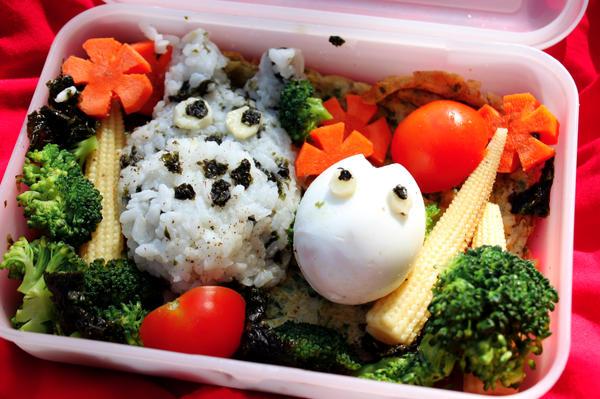 Totoro Bento by Des-Henkers-Braut