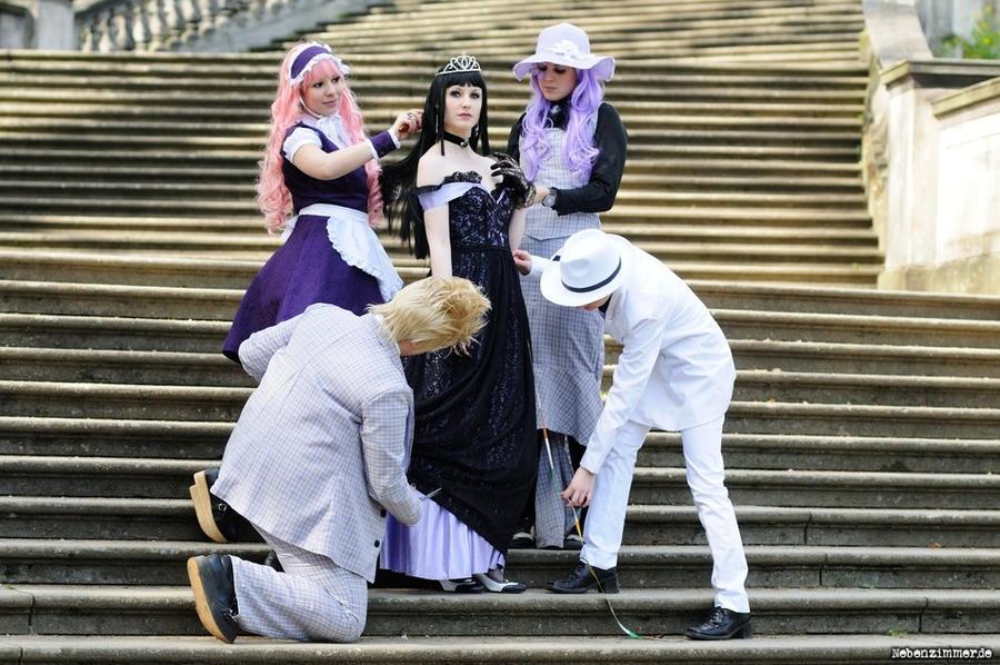 Arashi - Dress Up by Des-Henkers-Braut