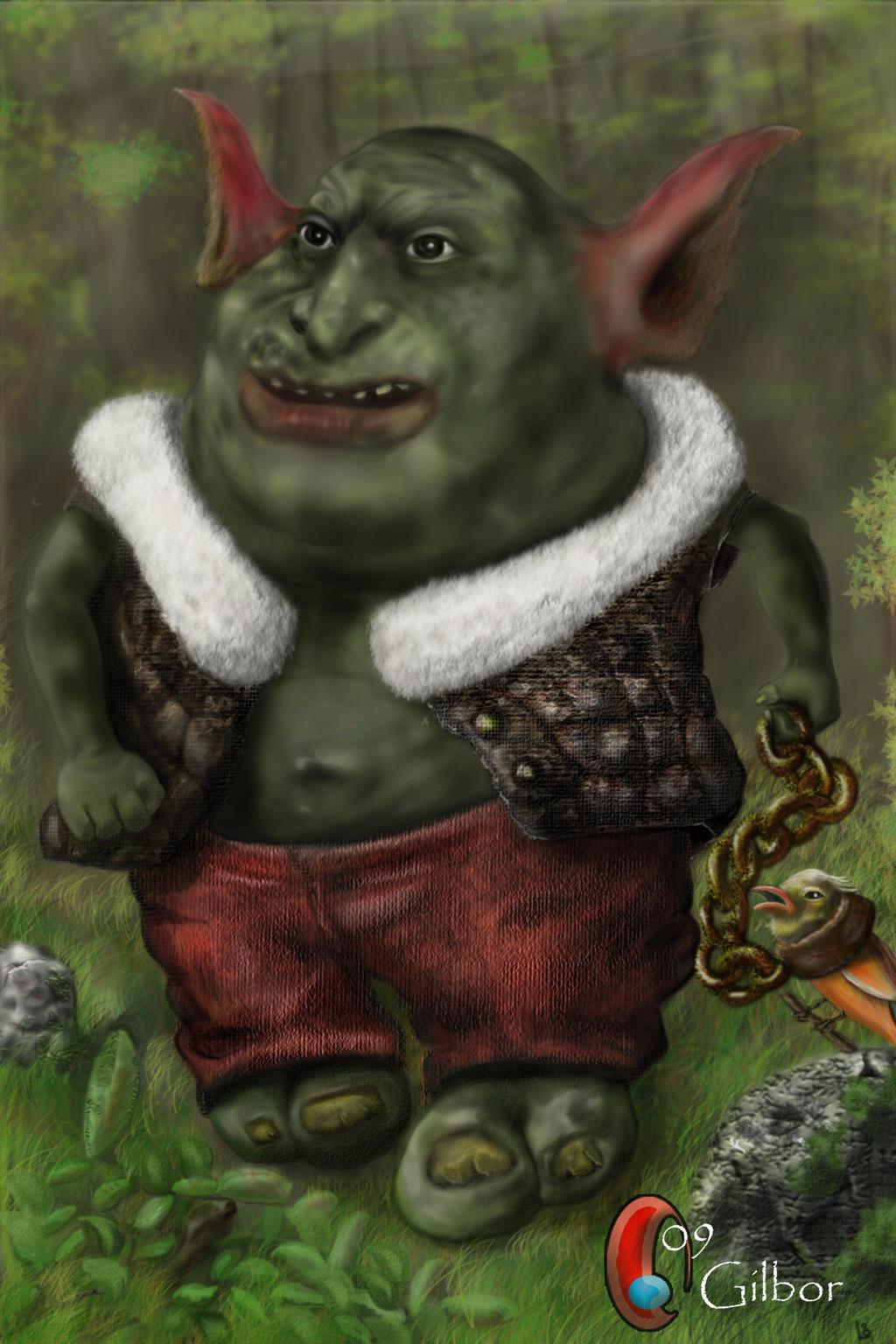 Elf goblin nude scene