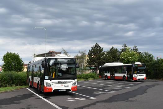 IVECO Urbanway 12M #73 + #79