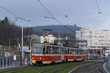 CKD Tatra T6A5 #7905+7906