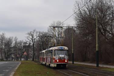 CKD Tatra T3M #8085+#8013