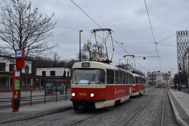 CKD Tatra T3M.2 #8080+#8051