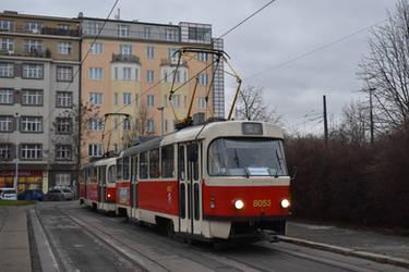 CKD Tatra T3M.2 #8053+#8063