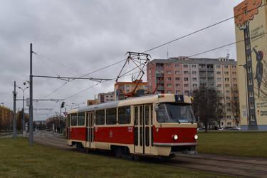CKD Tatra T3 #192